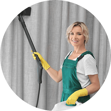 onsite curtain cleaning in Melbourne